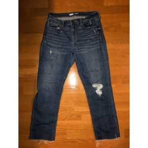 Old navy power jean size 4